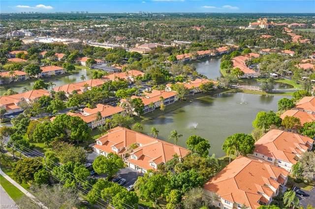 2476 Orchid Bay Dr W-102, Naples, FL 34109 (MLS #220015991) :: Clausen Properties, Inc.