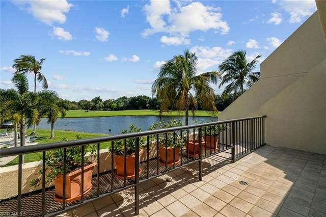 6300 Pelican Bay Blvd A-102, Naples, FL 34108 (MLS #220016047) :: Clausen Properties, Inc.