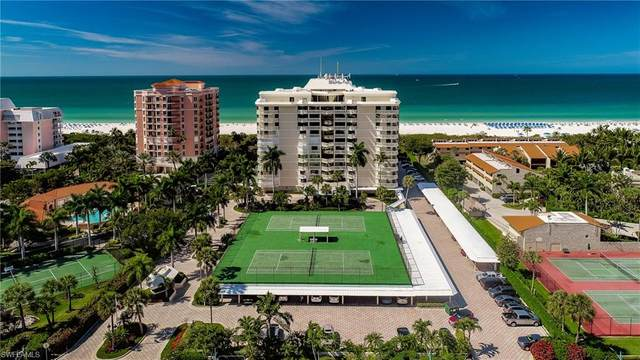 520 S Collier Blvd #205, Marco Island, FL 34145 (MLS #220016252) :: The Naples Beach And Homes Team/MVP Realty