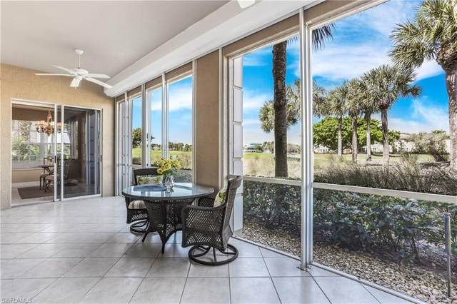 2345 Mont Claire Dr G-101, Naples, FL 34109 (#220016491) :: Equity Realty