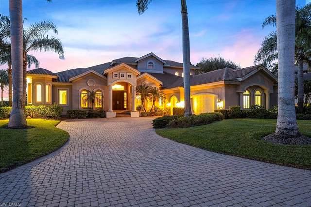 200 Audubon Blvd, Naples, FL 34110 (MLS #220016559) :: #1 Real Estate Services