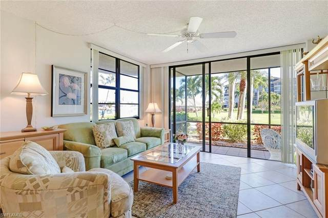 651 Seaview Ct B-110, Marco Island, FL 34145 (MLS #220016569) :: #1 Real Estate Services