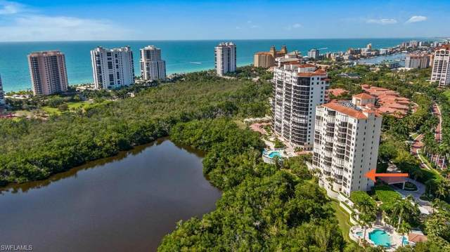 8990 Bay Colony Dr #401, Naples, FL 34108 (MLS #220016673) :: The Naples Beach And Homes Team/MVP Realty