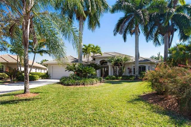 5902 Barclay Ln, Naples, FL 34110 (MLS #220016722) :: #1 Real Estate Services