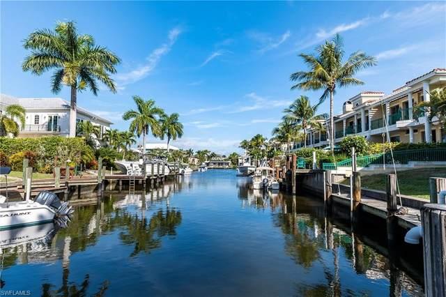 1495 Blue Point Ave C, Naples, FL 34102 (MLS #220016802) :: #1 Real Estate Services