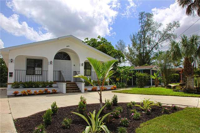 540 14th St N, Naples, FL 34102 (MLS #220017225) :: RE/MAX Realty Group