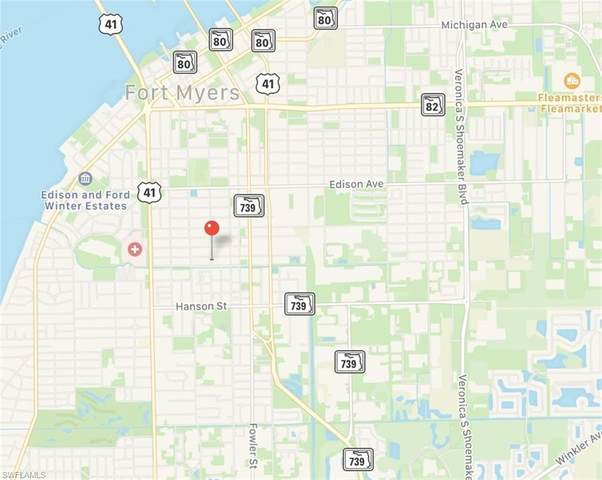 2747 Jackson St, Fort Myers, FL 33901 (#220017333) :: Equity Realty