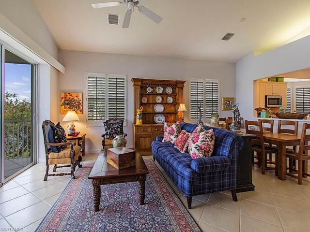 6005 Trophy Dr #904, Naples, FL 34110 (MLS #220017363) :: #1 Real Estate Services