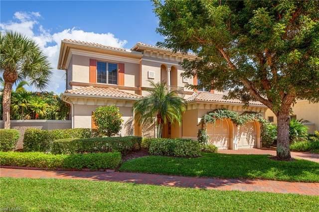 9066 Terranova Dr, Naples, FL 34109 (#220017423) :: Equity Realty