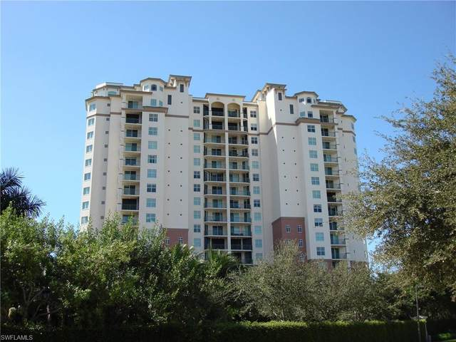 445 Cove Tower Dr #602, Naples, FL 34110 (MLS #220017671) :: Clausen Properties, Inc.