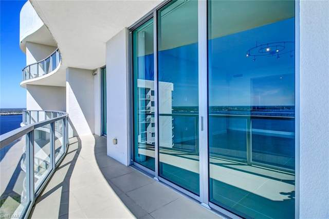 3000 Oasis Grand Blvd #3205, Fort Myers, FL 33916 (#220017809) :: Caine Premier Properties