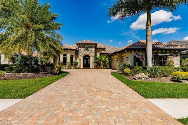 11915 Hedgestone Ct, Naples, FL 34120 (MLS #220017984) :: #1 Real Estate Services