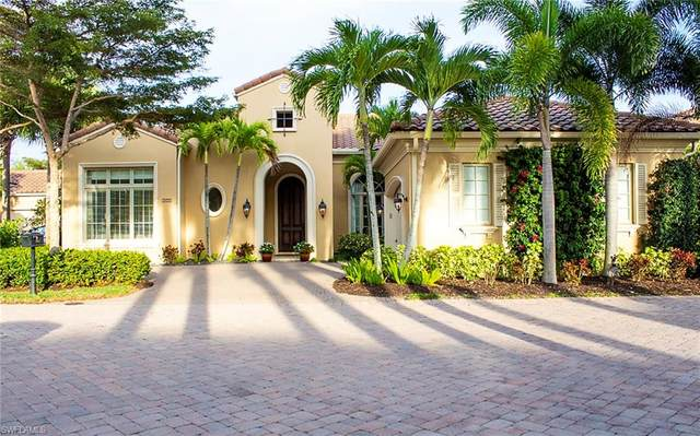 2122 Modena Ct, Naples, FL 34105 (#220018035) :: Equity Realty