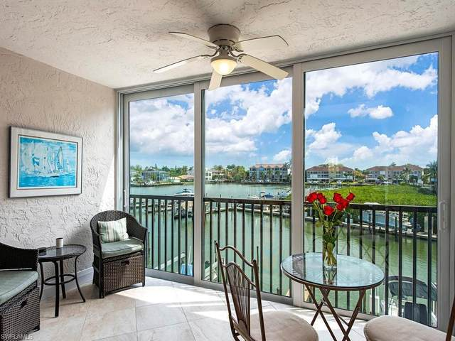 271 Southbay Dr #232, Naples, FL 34108 (MLS #220018170) :: The Naples Beach And Homes Team/MVP Realty