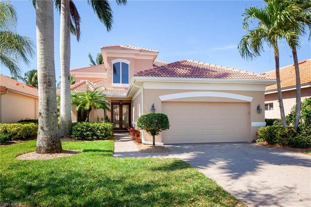 9231 Troon Lakes Dr, Naples, FL 34109 (#220018392) :: Equity Realty