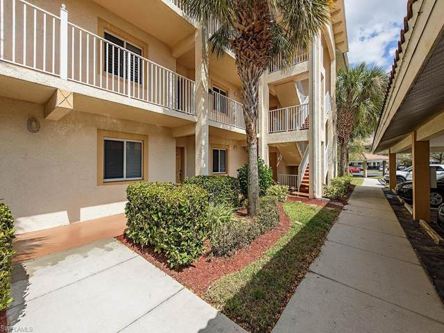 7808 Regal Heron Cir 2-205, Naples, FL 34104 (#220018492) :: The Dellatorè Real Estate Group