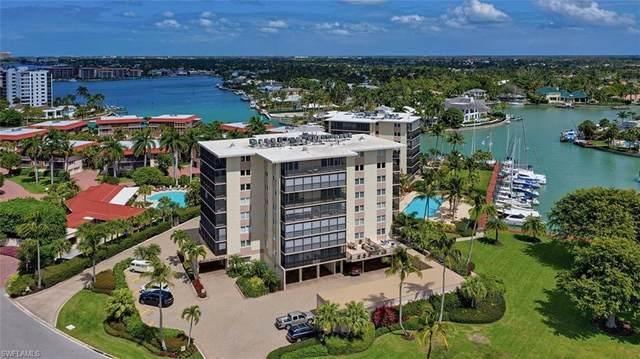 2170 Gulf Shore Blvd N 73W, Naples, FL 34102 (MLS #220018506) :: The Naples Beach And Homes Team/MVP Realty