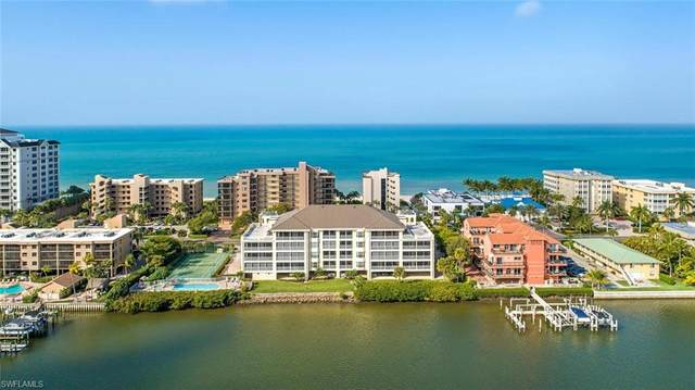 9380 Gulf Shore Dr #306, Naples, FL 34108 (MLS #220018537) :: The Naples Beach And Homes Team/MVP Realty