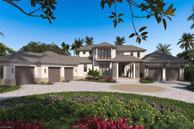 744 21st Ave S, Naples, FL 34102 (#220018540) :: The Dellatorè Real Estate Group