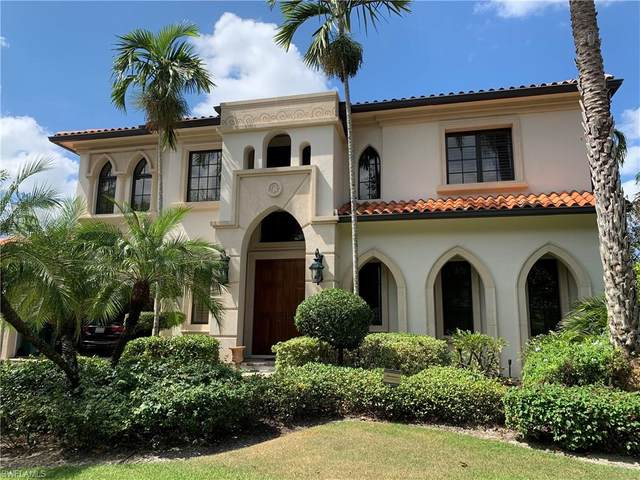16711 Pistoia Way, Naples, FL 34110 (MLS #220018600) :: The Keller Group