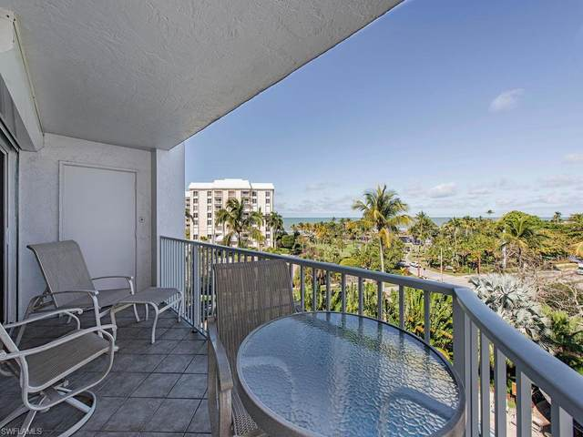 1300 Gulf Shore Blvd N #610, Naples, FL 34102 (MLS #220018679) :: #1 Real Estate Services