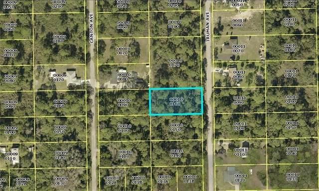 2007 Truman Ave, Alva, FL 33920 (MLS #220018850) :: Clausen Properties, Inc.