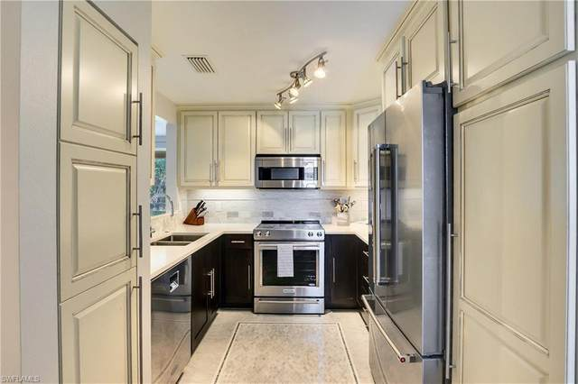 6765 Huntington Lakes Cir #101, Naples, FL 34119 (#220018871) :: Southwest Florida R.E. Group Inc