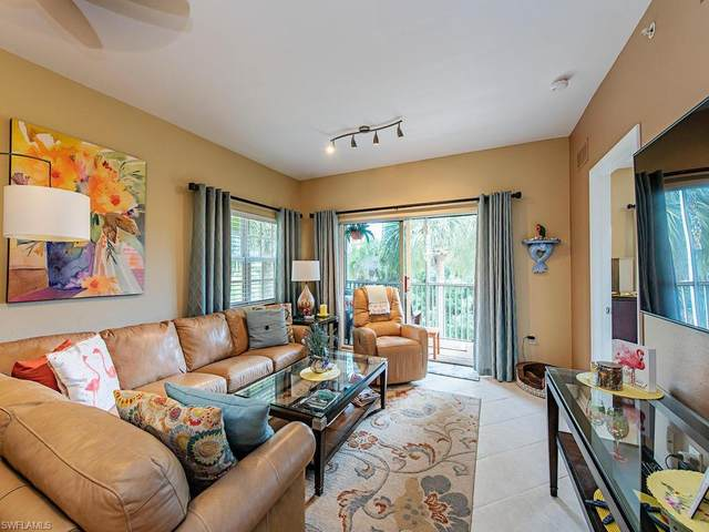 4430 Botanical Place Cir #202, Naples, FL 34112 (MLS #220018932) :: #1 Real Estate Services