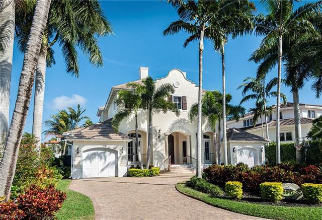2201 Snook Dr, Naples, FL 34102 (MLS #220019010) :: The Naples Beach And Homes Team/MVP Realty