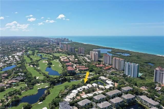 354 Carlton Pl #13, Naples, FL 34108 (MLS #220019073) :: The Naples Beach And Homes Team/MVP Realty
