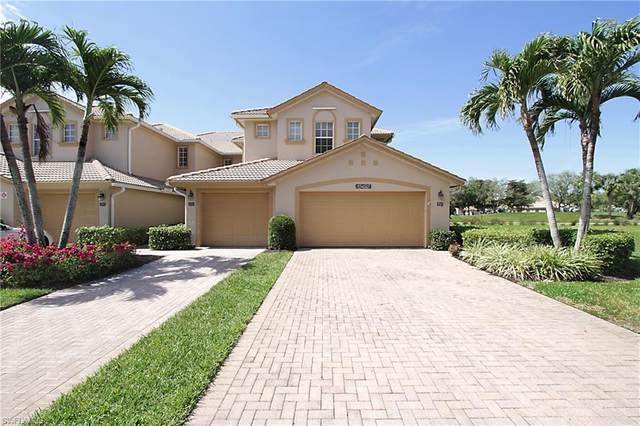 10492 Autumn Breeze Dr #102, Estero, FL 34135 (#220019131) :: The Dellatorè Real Estate Group
