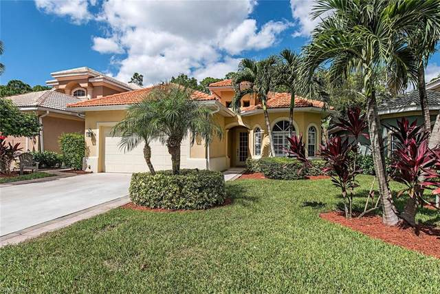 6051 Shallows Way, Naples, FL 34109 (MLS #220019265) :: #1 Real Estate Services