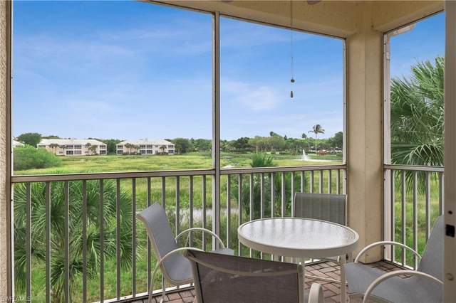 1420 Sweetwater Cv #204, Naples, FL 34110 (MLS #220019348) :: #1 Real Estate Services