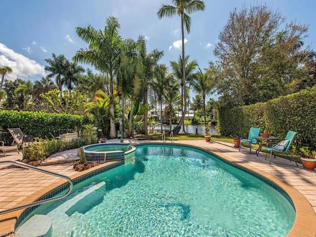 891 13th St N, Naples, FL 34102 (#220019426) :: The Dellatorè Real Estate Group