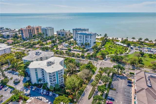 1300 Gulf Shore Blvd N #401, Naples, FL 34102 (MLS #220019561) :: #1 Real Estate Services