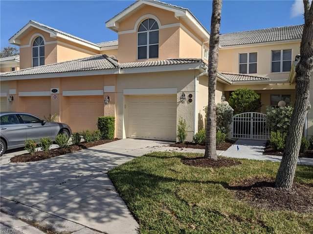 4620 Hawks Nest Dr G-103, Naples, FL 34114 (MLS #220019879) :: The Keller Group