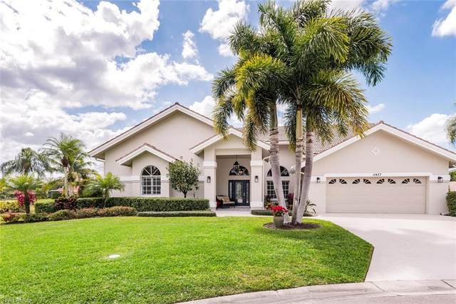 11437 Kestrel Ct, Naples, FL 34119 (#220019897) :: The Dellatorè Real Estate Group