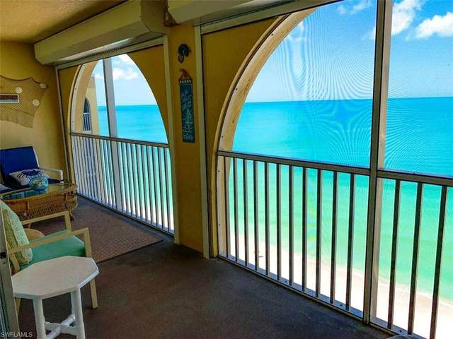 25870 Hickory Blvd #805, Bonita Springs, FL 34134 (#220019974) :: The Dellatorè Real Estate Group