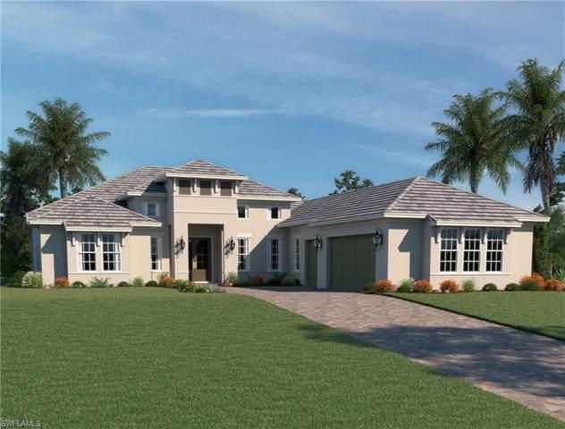 3253 Cullowee Ln, Naples, FL 34114 (MLS #220020054) :: The Keller Group