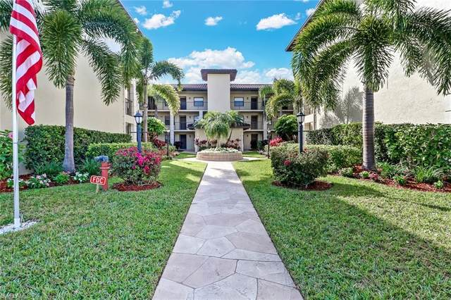 228 Fox Glen Dr #3209, Naples, FL 34104 (MLS #220020100) :: #1 Real Estate Services