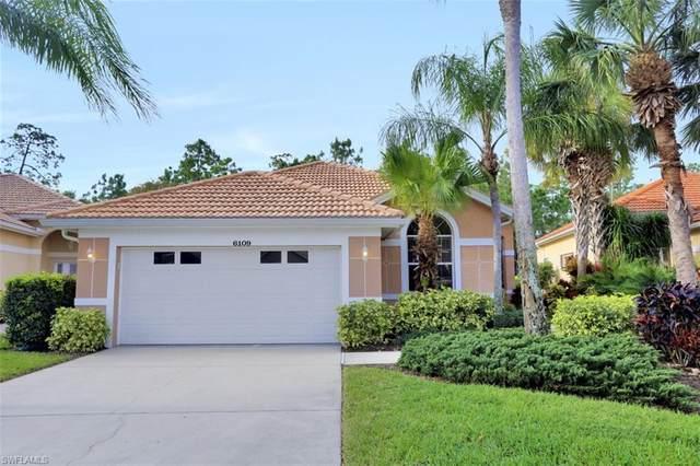 6109 Highwood Park Ln, Naples, FL 34110 (MLS #220020113) :: Dalton Wade Real Estate Group