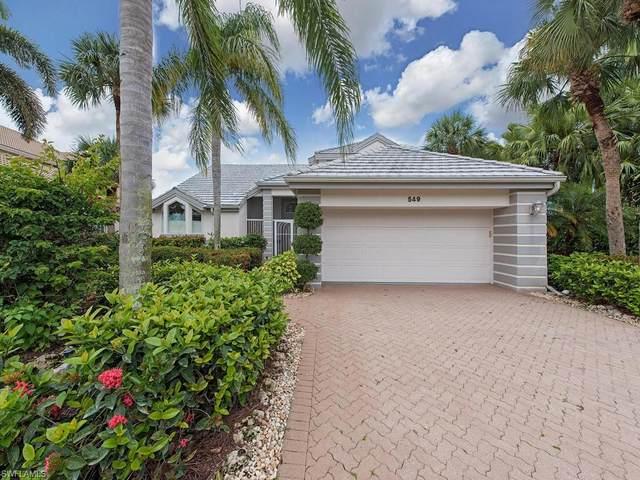 549 Eagle Creek Dr, Naples, FL 34113 (#220020118) :: Caine Premier Properties
