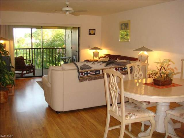 5841 Rattlesnake Hammock Rd I-205, Naples, FL 34113 (#220020126) :: Caine Premier Properties