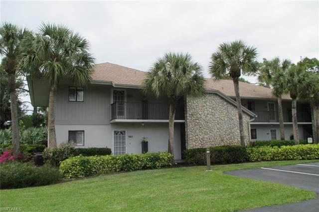 746 Eagle Creek Dr #102, Naples, FL 34113 (#220020210) :: Caine Premier Properties
