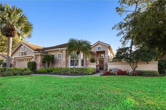 761 Glendevon Dr, Naples, FL 34105 (MLS #220020355) :: Clausen Properties, Inc.