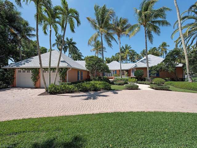 1442 Galleon Dr, Naples, FL 34102 (#220020432) :: Equity Realty