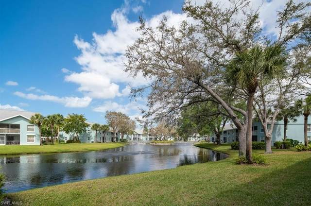 129 Wading Bird Cir D-106, Naples, FL 34110 (MLS #220020480) :: Kris Asquith's Diamond Coastal Group