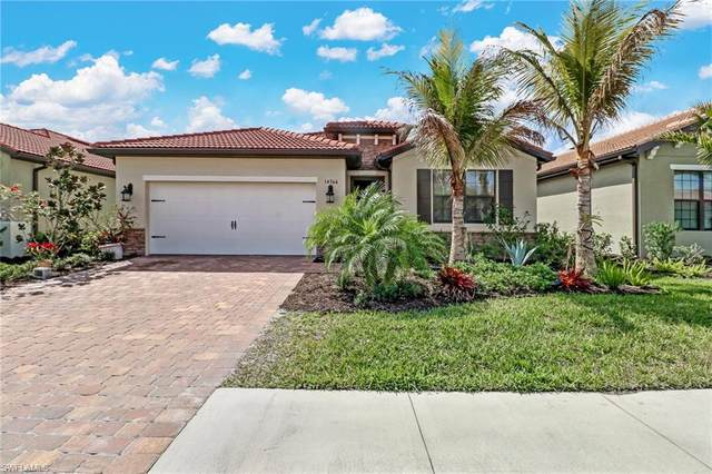 14364 Tuscany Pointe Cv, Naples, FL 34120 (#220020482) :: The Dellatorè Real Estate Group