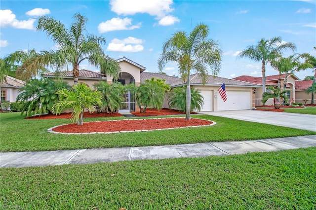 737 Grand Rapids Blvd, Naples, FL 34120 (#220020666) :: The Dellatorè Real Estate Group