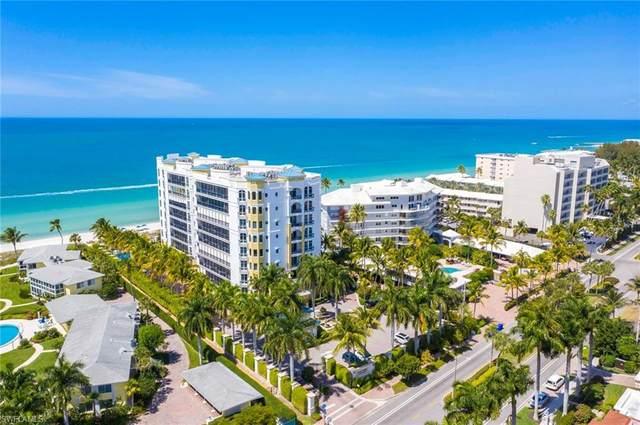 1801 Gulf Shore Blvd N #803, Naples, FL 34102 (MLS #220020724) :: The Naples Beach And Homes Team/MVP Realty